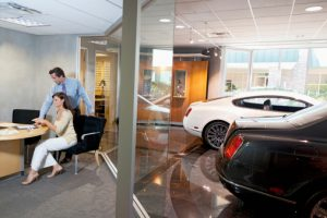 NJ Furniture for Car Dealerships